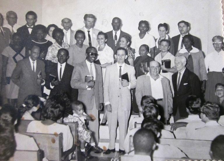 Convencion 1964 y 1965